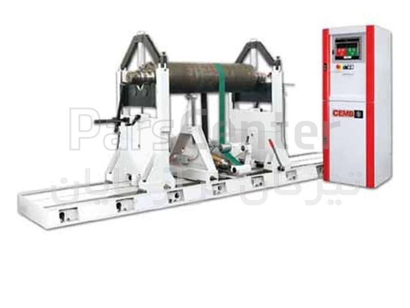 بالانس صنعتی - خوابیده - افقی مدل  CEMB Z10000-TC