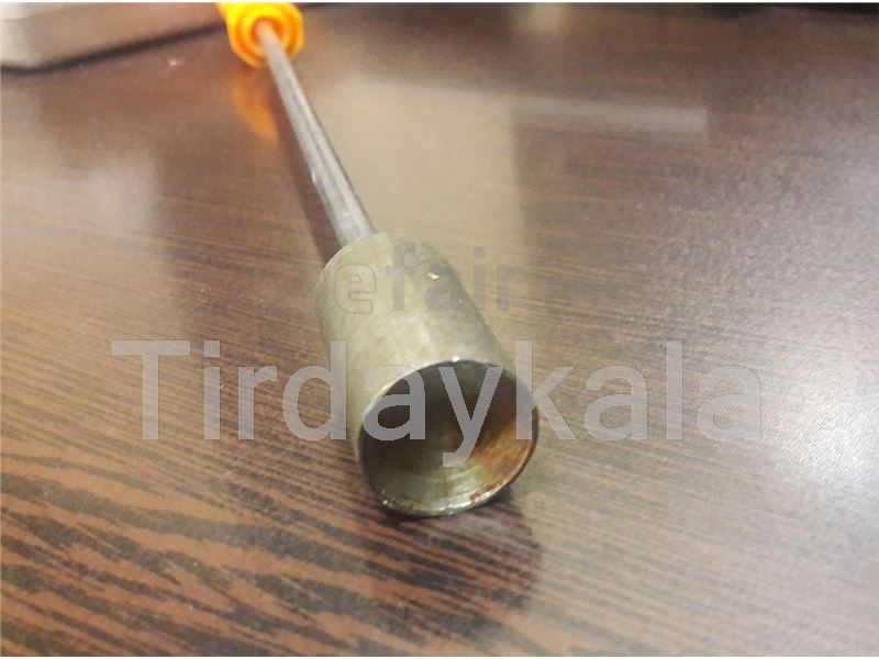 Hot iron dehorner