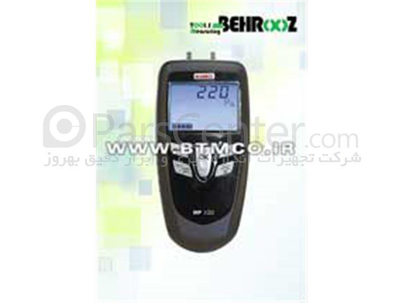 فشار سنج دیجیتال کیمو،مانومتر،اندازه گیری فشار،مانومتر حافظه دار،تستر فشار هوا دیجیتال