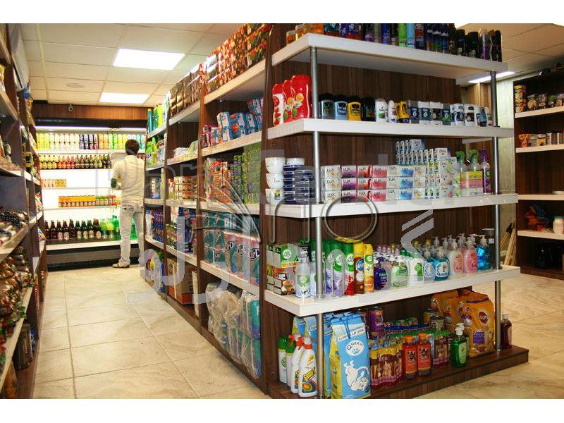 تجهیز فروشگاه اسکان - دکوراسیون فروشگاهی