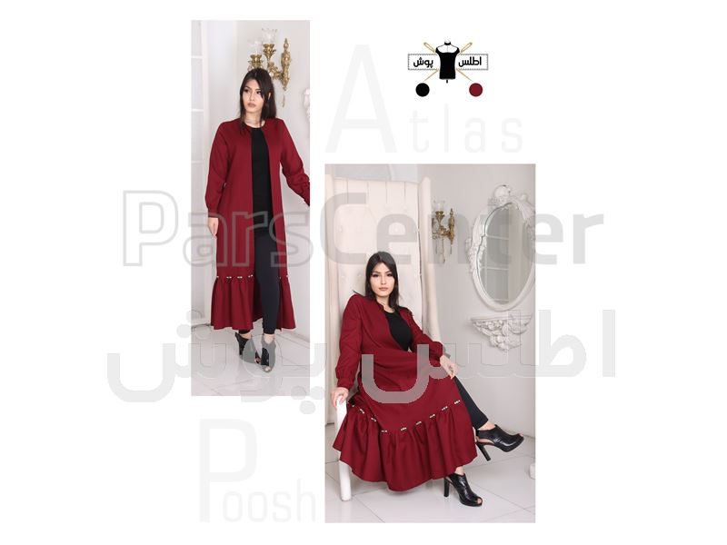تولیدکننده پوشاک زنانه اطلس پوش
