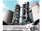ساخت تجهیزات انتقال مواد - ESS - کوره - پری هیتر - Pre heater - باکت الواتور - Bucket Elevator - بگ فیلتر - آسیاب مواد - Vertical Mill - بال میل