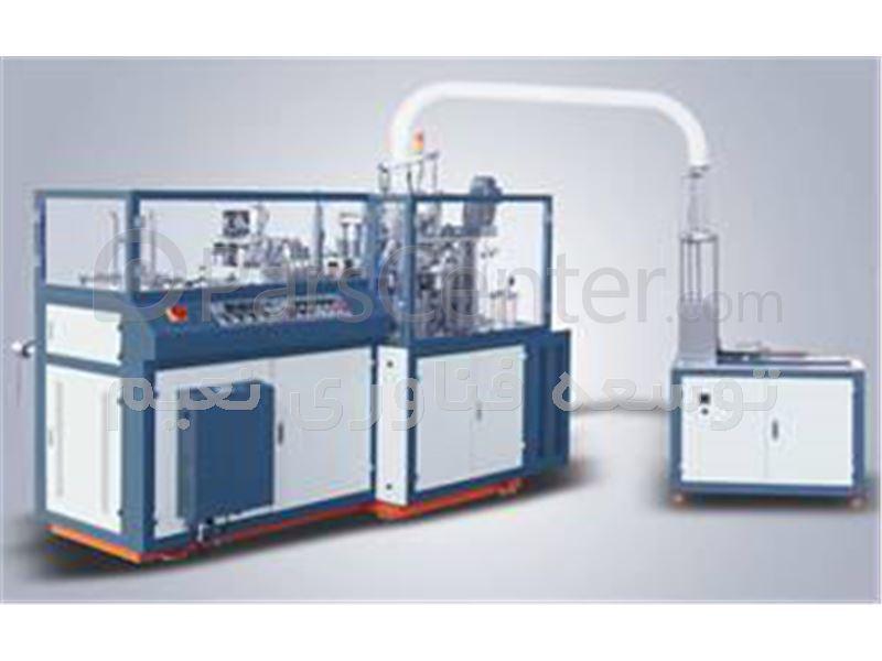 تجارت گستر ماشین | فروش خط تولید لیوان کاغذی - تجارت گستر ماشین... لیوان کاغذی ماشین الات تولید ظروف کاغذی - محصولات ماشین آلات تولید ظروف یکبار .