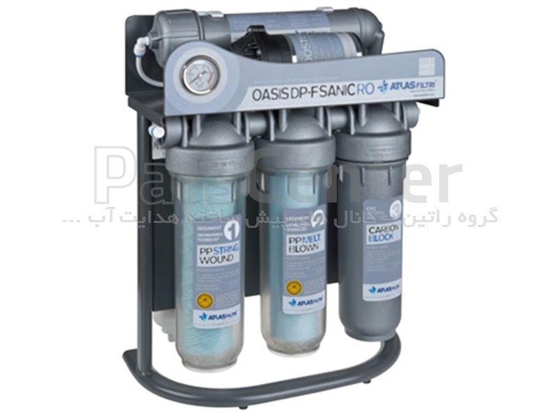 دستگاه تصفیه آب خانگی آنتی باکتریال DP-F RO SANIC