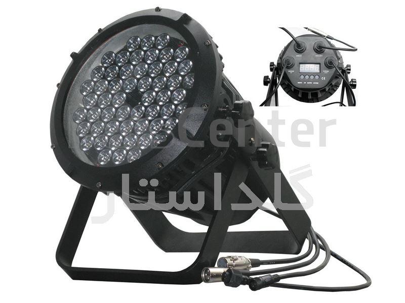دستگاه پار LED توان 3*54 فول کالر