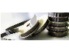 Pure graphite adhesive tape