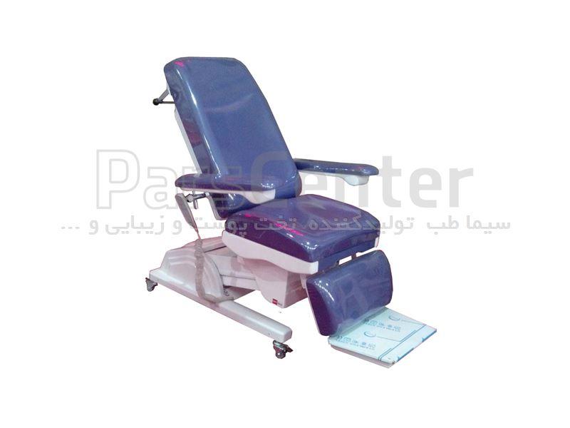 تخت دیالیز یا صندلی دیالیز مدل CB6