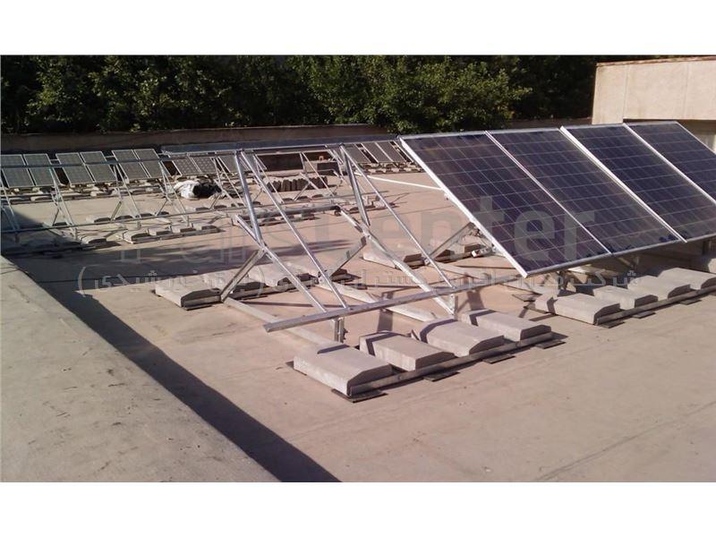 برق خورشیدی 12 کیلو وات