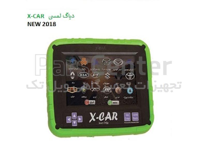 دیاگ سواری - دیاگ لمسی X-CAR   ایکس کار