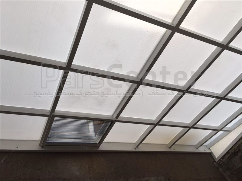 سقف نورگیر مدل PMS Q4