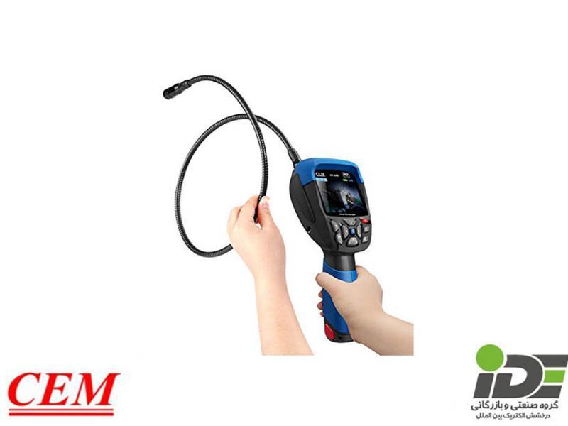 ویدیو بروسکوپ مدلBS-280 شرکت سی ای ام | CEM
