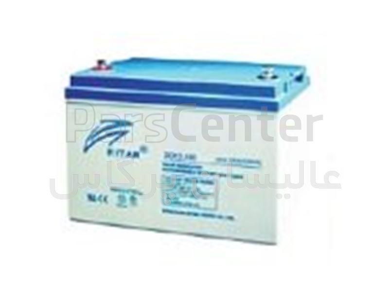 باطری خورشیدی(سیلد اسید) 28Ah Ritar