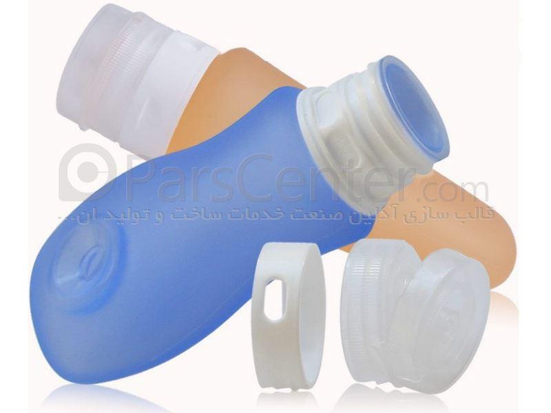ساخت قالب تزریق پلاستیک انواع ظرف بسته بندی عسل
