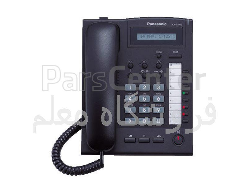 تلفن سانترال پاناسونیک KX-T7665