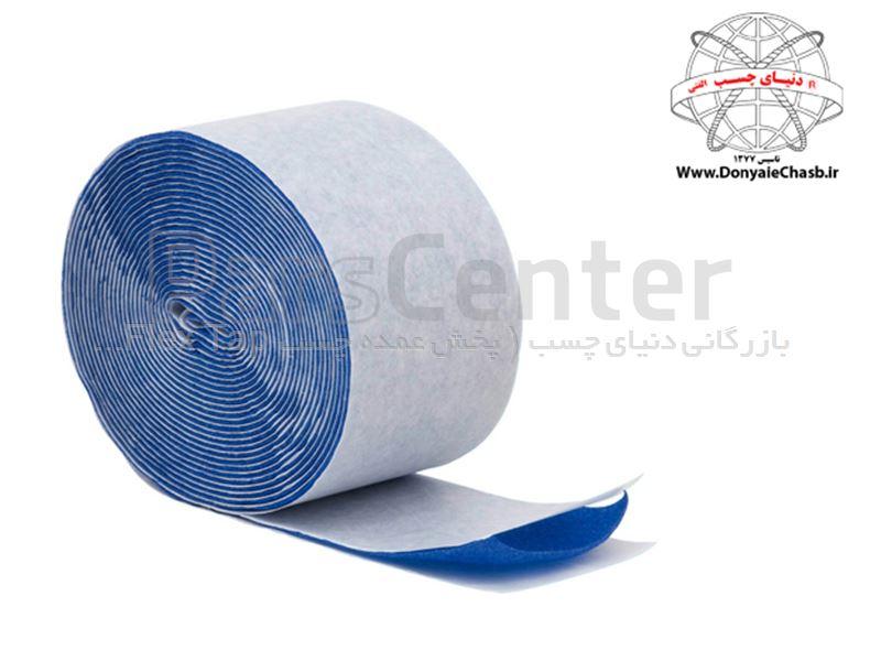 چسب مخصوص پانسمان انواع زخم وورث Wurth Blue, Adhesive-Free Plaster Elast Latex-Free آلمان