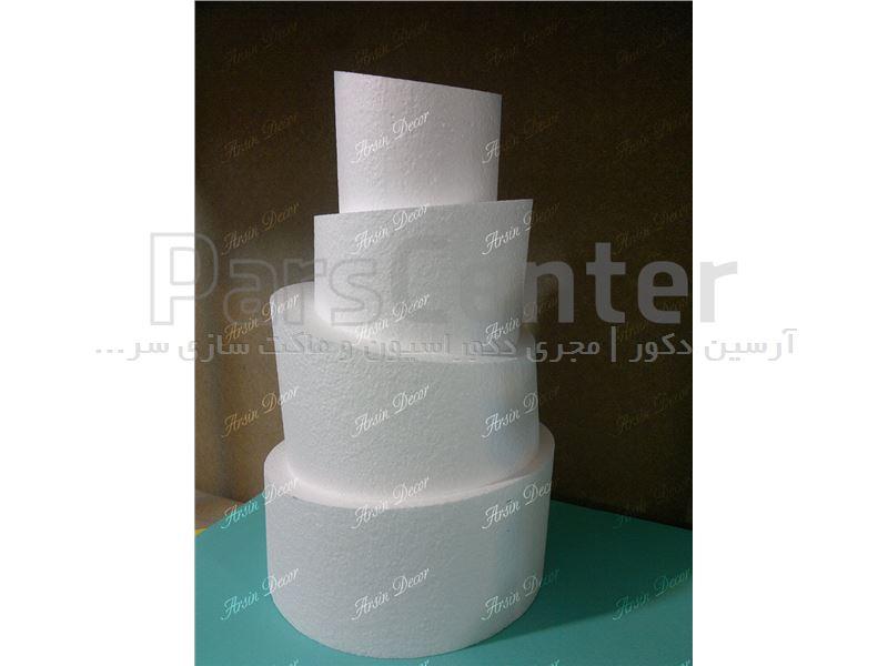 ماکت کیک استایروفوم