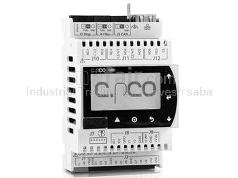 Intelligent remote monitoring and control unit Vida Series VMS-Cx100