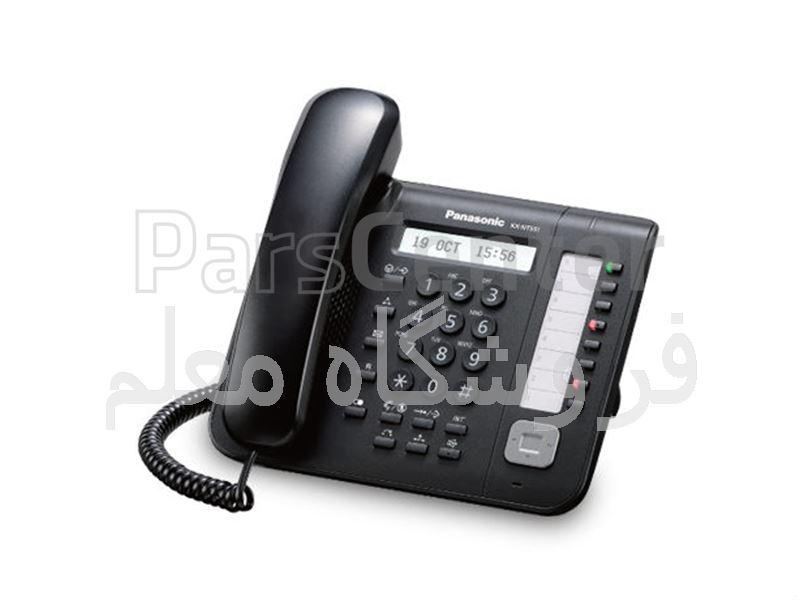 تلفن سانترال تحت شبکه پاناسونیک KX-NT551