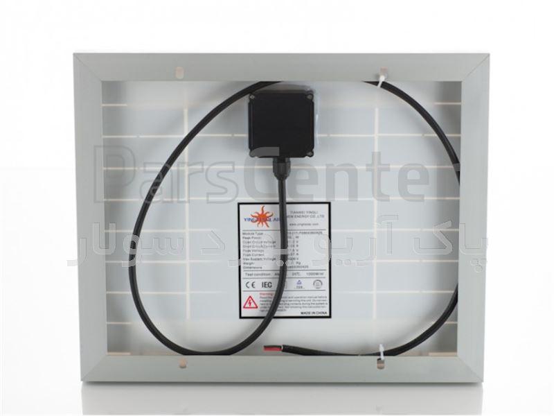 پنل خورشیدی 5وات ینگلی مدل JS 5 (series)
