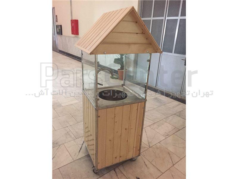 دستگاه دوغ ساز چوبی 40 لیتری