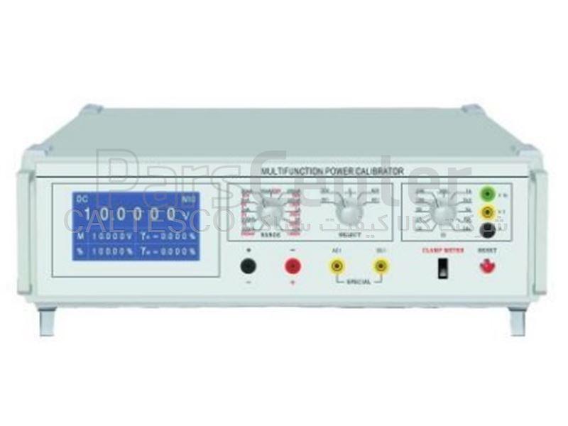 مولتی کالیبراتور AC/DC و مقاومت تا 20 آمپر