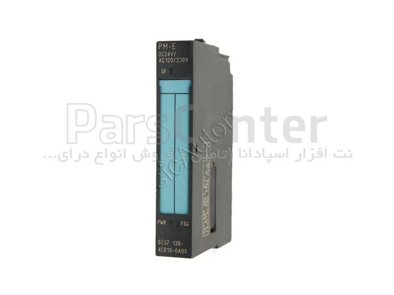 کارت PLC زیمنس مدل 6ES7138-4CB10-0AB0
