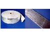 Foil fiber ceramic strip