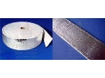 Foil fiber ceramic strip
