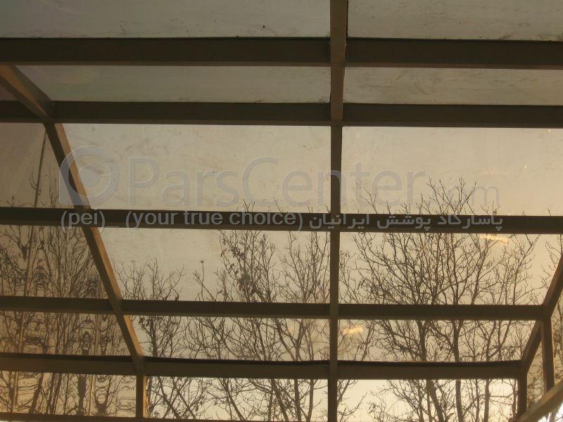 Building skylight _ نورگیر سقف مجتمع های تجاری و پاساژ 26
