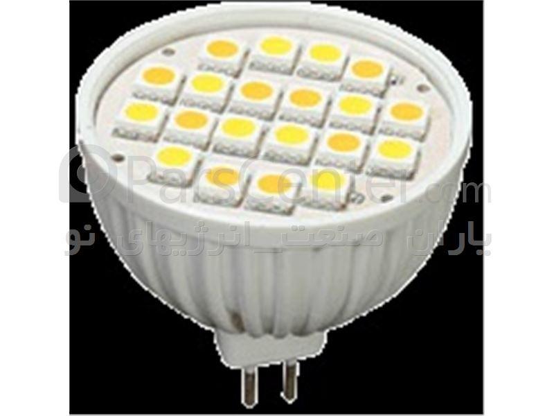 قیمت  کم مصرف برای لوستر چراغ LED HB 20 - محصولات لامپ LED ال ای دی در پارس سنتر