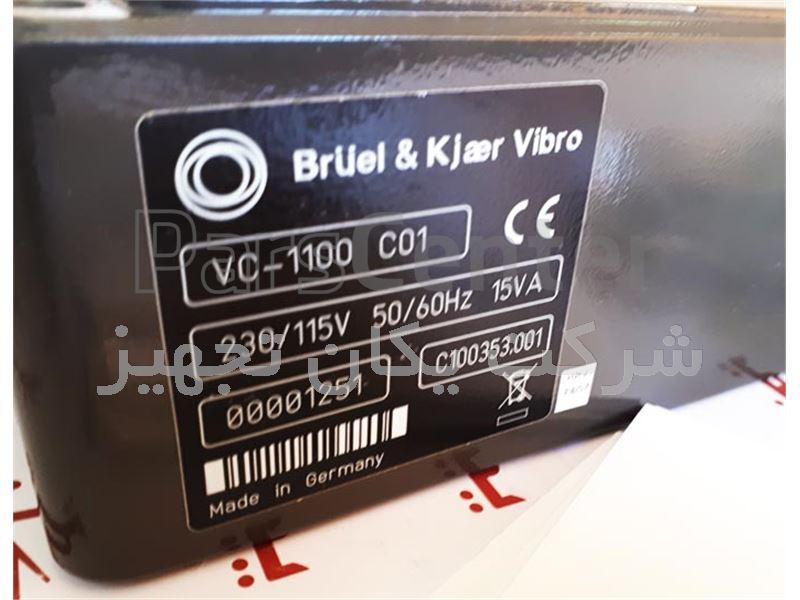 فروش و تامین ویبره کنترلر Bruel & Kjaer (B&K) Vibro VIBROCONTROL VC-1100 بی ان کی