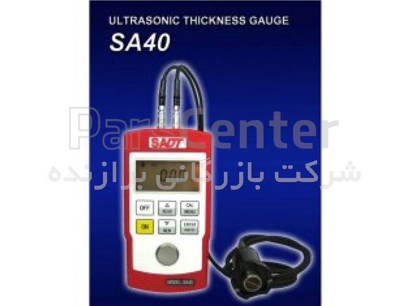 دستگاه ضخامت سنج التراسونیک کمپانی SADT چین مدل SA40