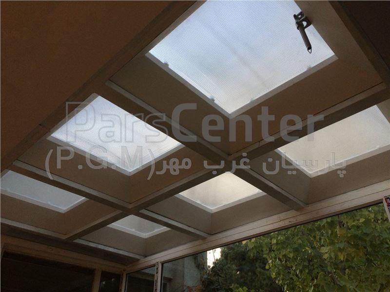 سقف کاذب حبابی حیاط خلوت (جردن- ناهید)