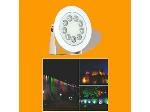 پروژکتور پایه دار ضد آب ۹ وات RGB