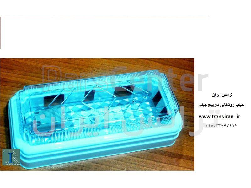 حباب روشنایی 220 ولت سرپیچ چینی