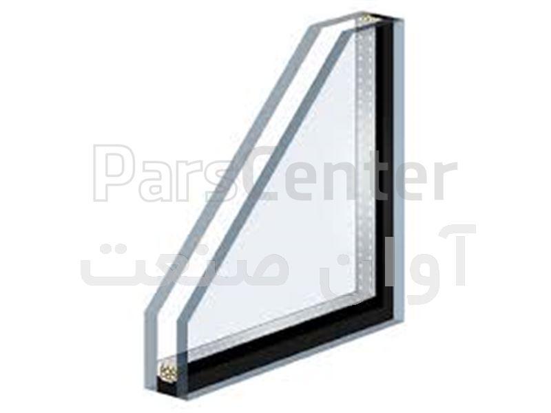 شیشه در و پنجره upvc
