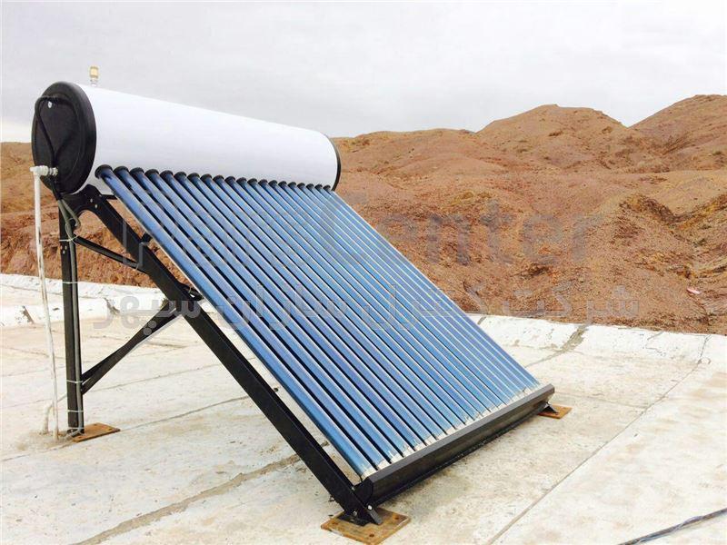 آبگرمکن خورشیدی 200 لیتری هوشمند