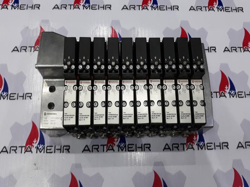 شیر برقی NORGREN مدل VS18S517DF213A