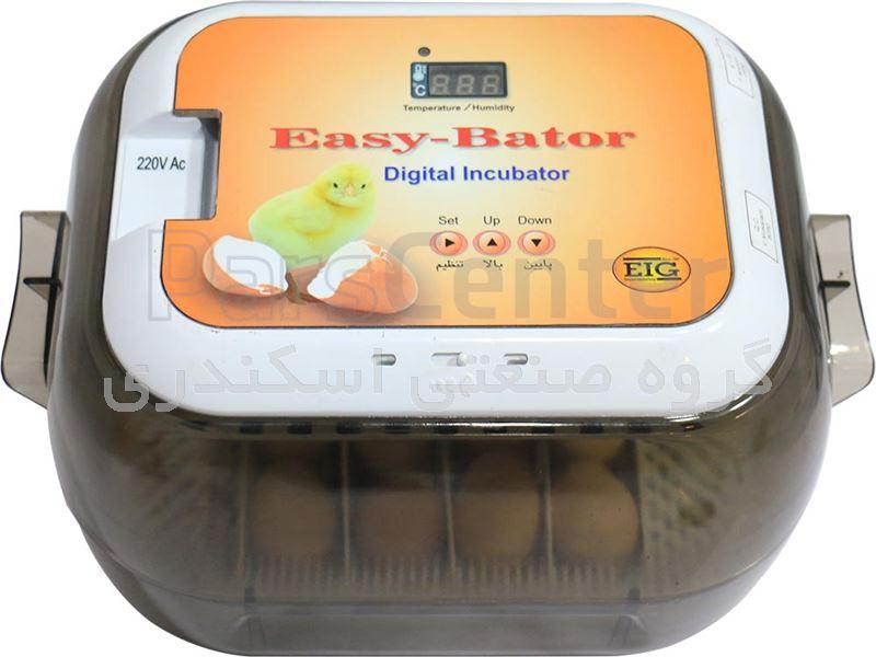 دستگاه جوجه کشی خانگی ارزان قیمت ایزی باتور 5