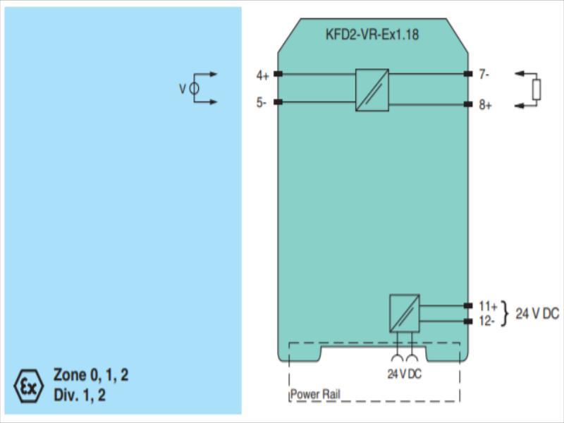 بریر KFD2-VR-Ex1.18