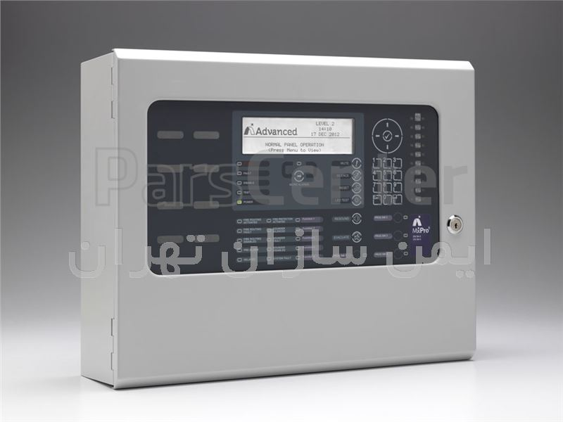 کنترل پنل اعلام حریق آدرس پذیر Advanecd سری 5000 Mxpro
