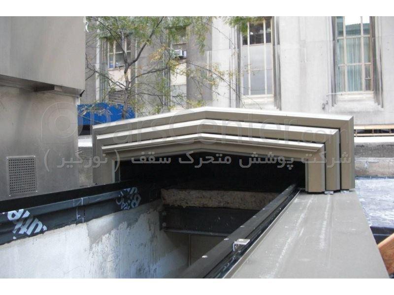 پوشش سقف راهرو ثابت