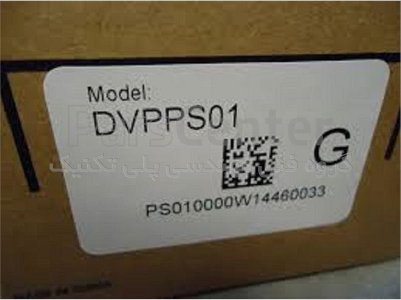 DVP PS01 DELTA POWER SUPLY