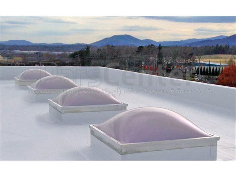 سقف نورگیر حبابی چیست ؟