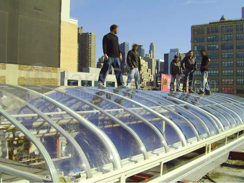 Building skylight _ نورگیر سقف مجتمع های تجاری و پاساژ 27