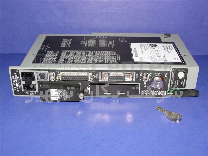 فروش و تامین پردازنده پی ال سی آلن بردلی Allen Bradley PLC 5 Processor 1785-L40B/E
