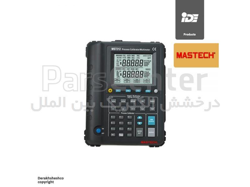 مولتی کالیبراتور مدل MS7212 شرکت مستک | mastech