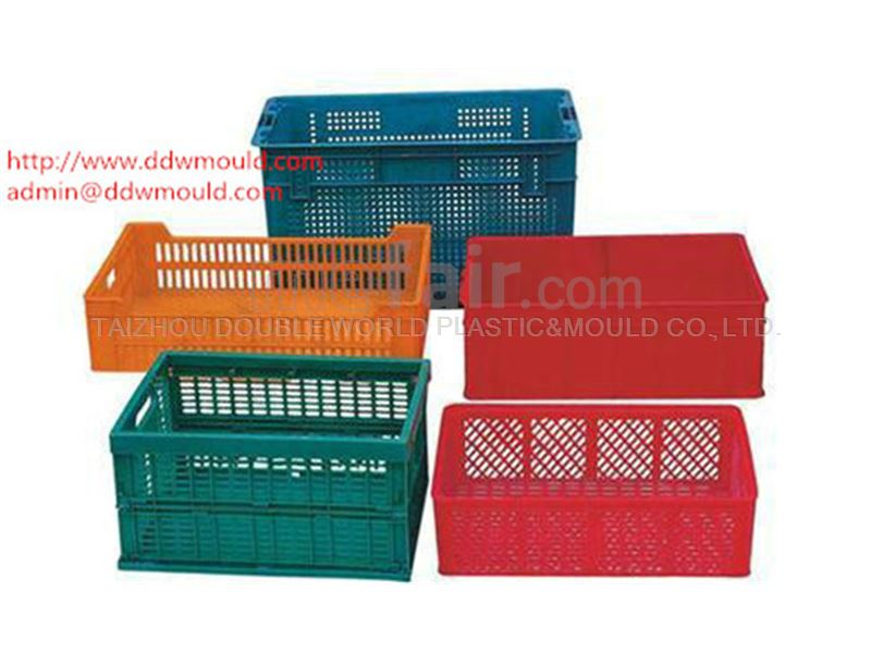 DDW Milk Plastic Crate Mold Beer Plastic Crate Mold