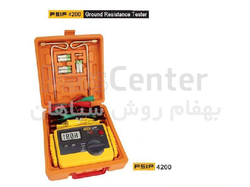 ارت تستر Ground Resistance Tester PSIP 4200