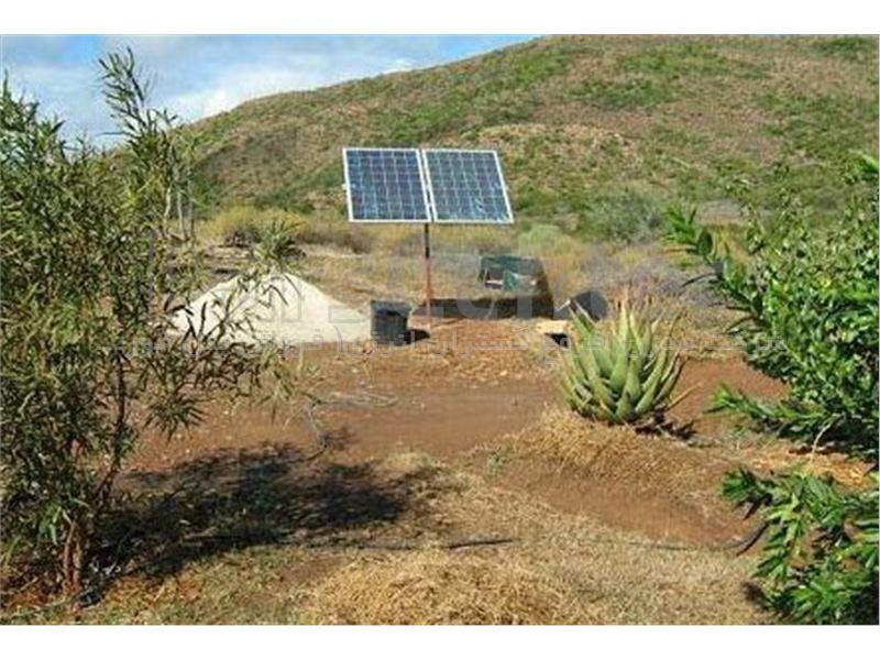 پمپ خورشیدی 3 اینچ  44 متری